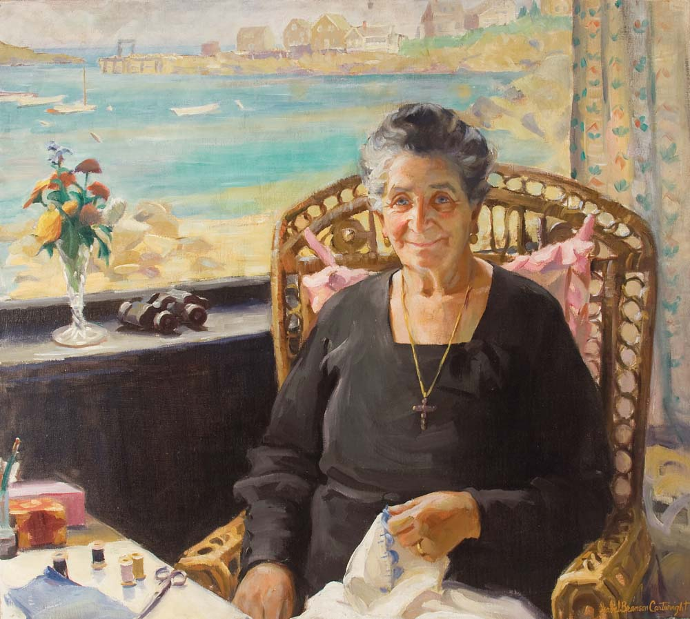 Isabel Cartwright, Marie Angelique Cannonier Stevens