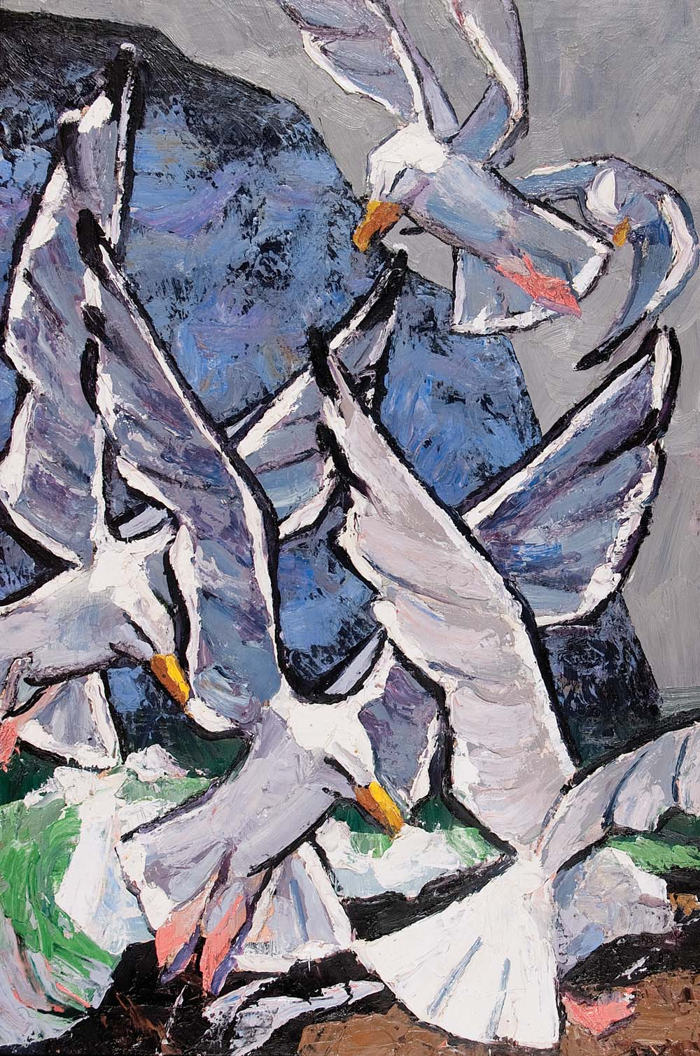 James Fitzgerald, Gulls Descending