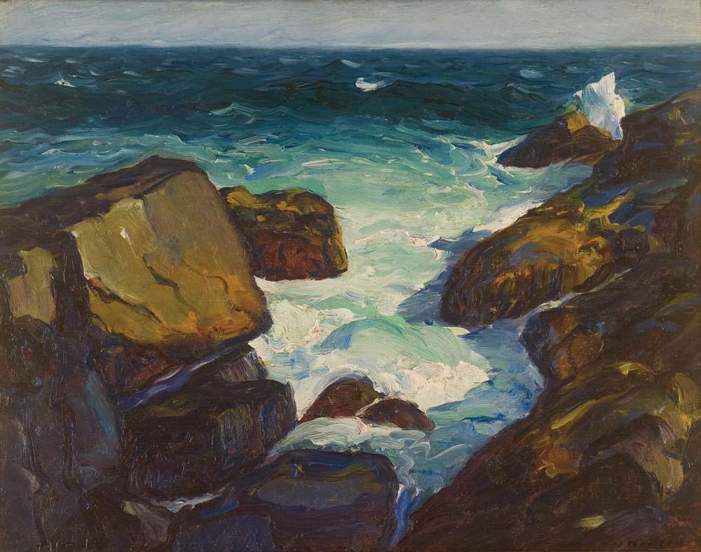 Leon Kroll, Sunlit Sea