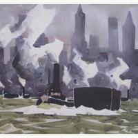 East River Print